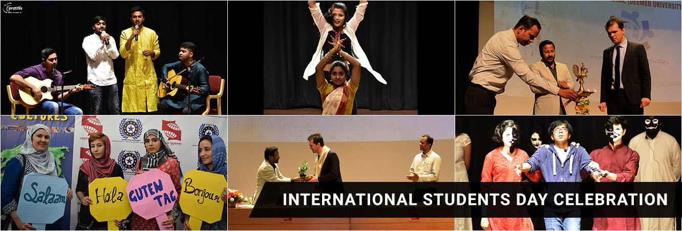 International Student Day Celebration - SIBM Hyderabad