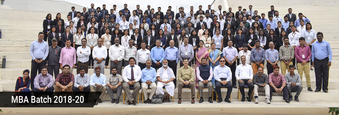 MBA Batch 2018-20 - SIBM Hyderabad