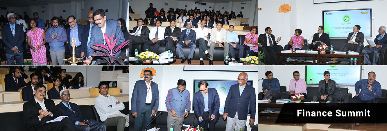 Finance Summit - SIBM Hyderabad