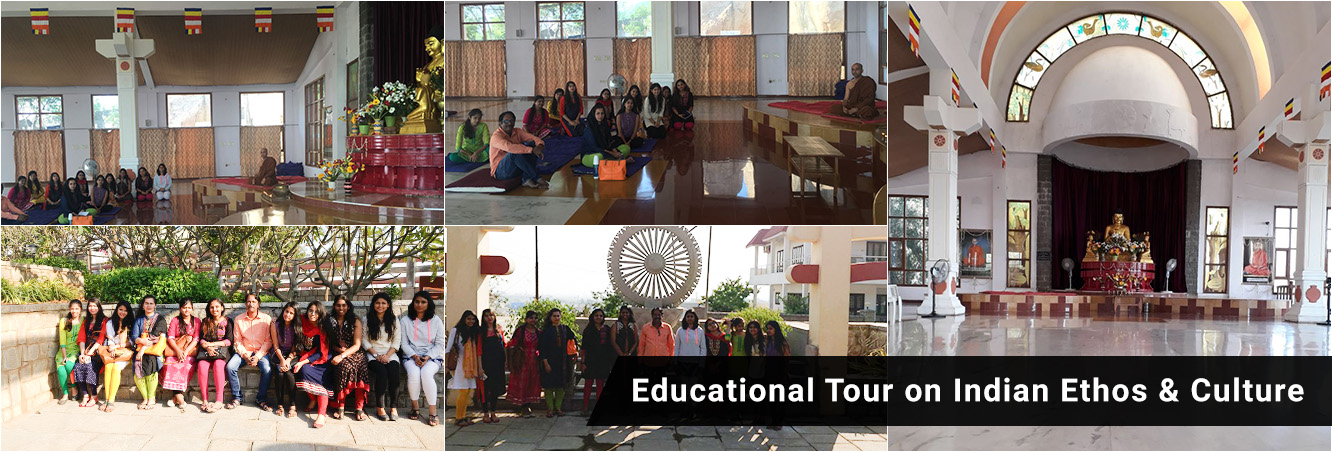 Educational Tour on Indian Ethos and Culture