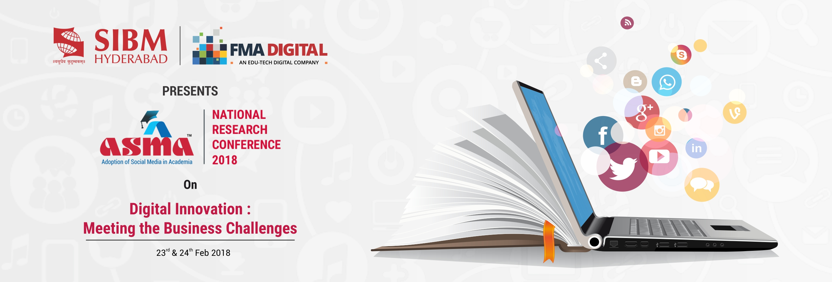 National Research Conference 2018 on Digital Innovation