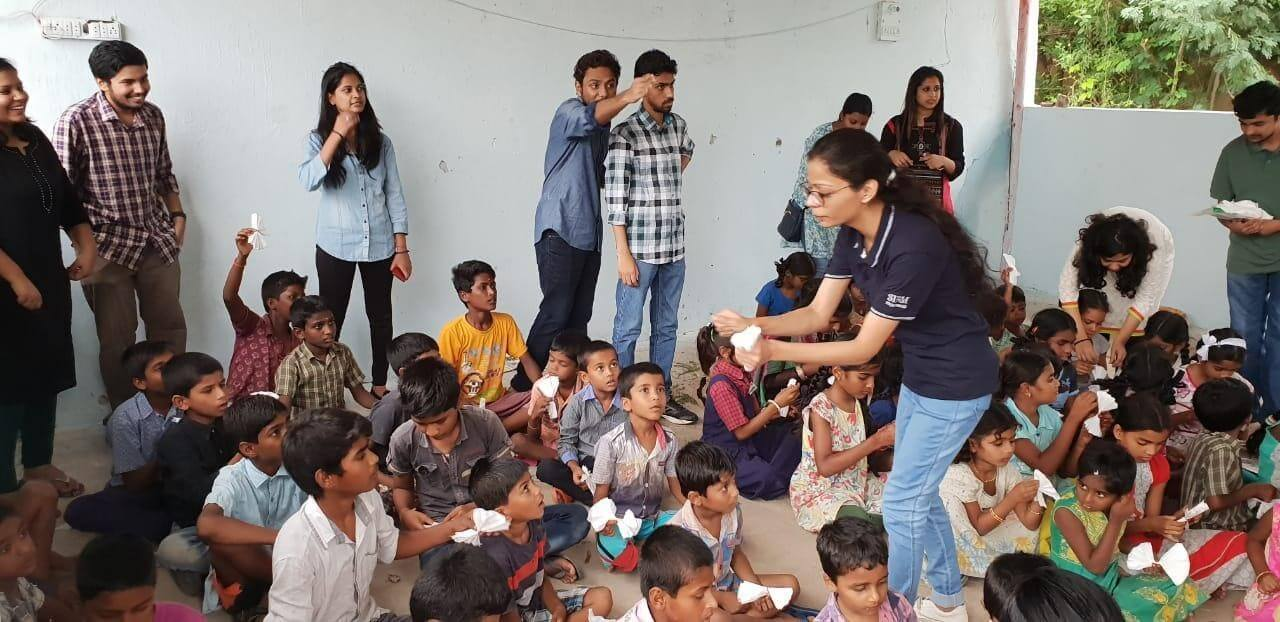 Craft Session, Kid's Activities - Shramdaan Event