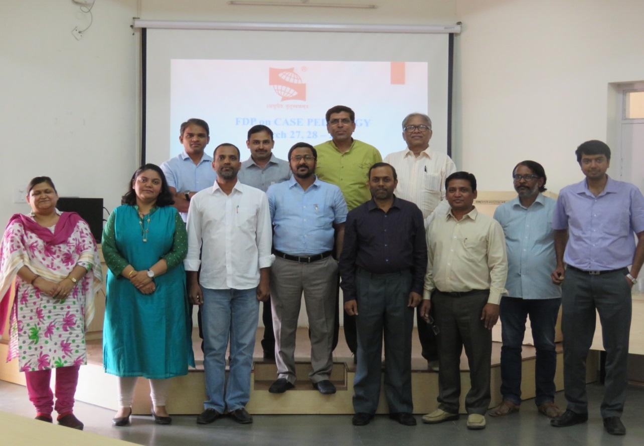 Participants of FDP