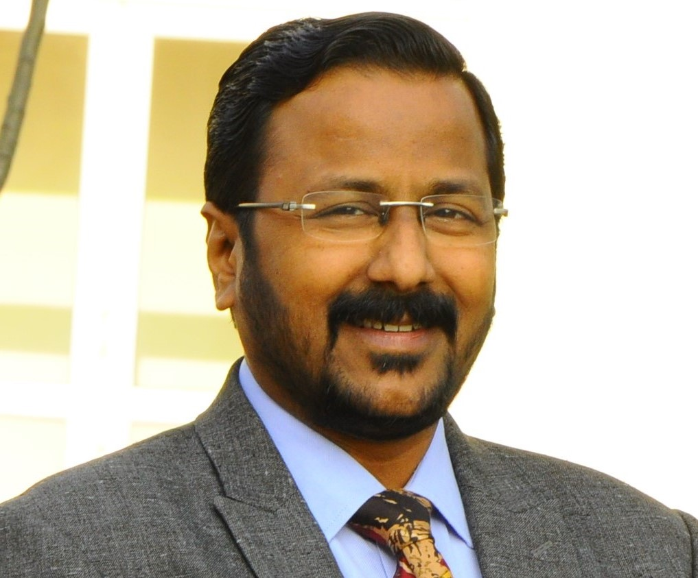 Director Dr. Ravi Kumar Jain - SIBM Hyderabad