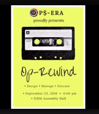 OP-REWINd - IT Week Celebrations