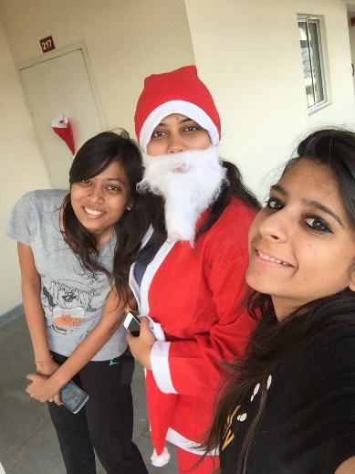 Christmas Celebration at SIBM Hyderabad