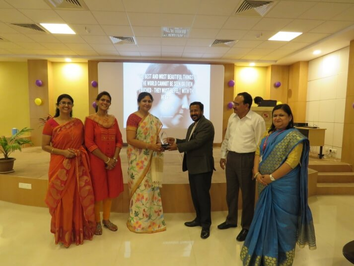 Women's Day Celebration - SIBM Hyderabad