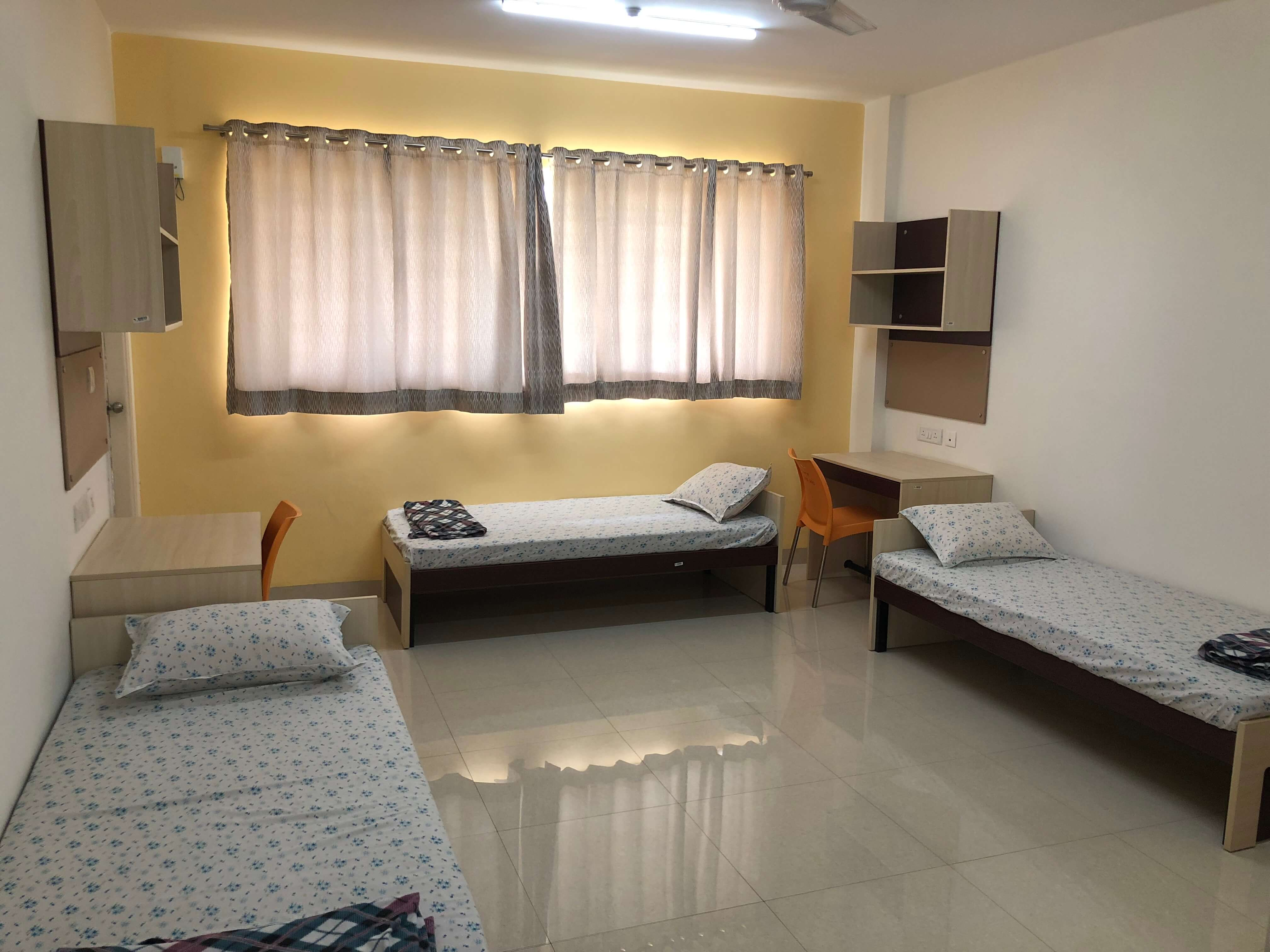 Best Hostel Rooms - SIBM Hyderabad