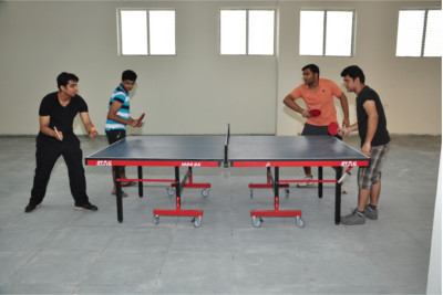 Table Tenis Court Campus - SIBM Hyderabad