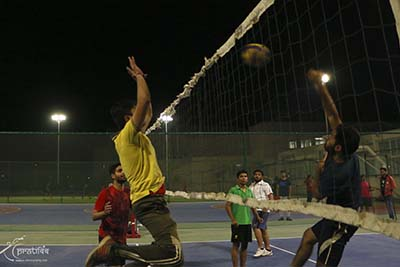Volleyball Sport Campus - SIBM Hyderabad