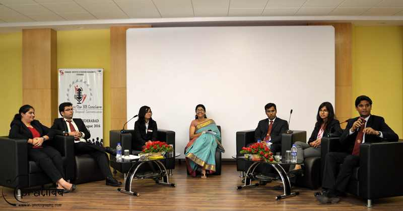 Interactive Session - The HR Conclave - SIBM Hyderabad