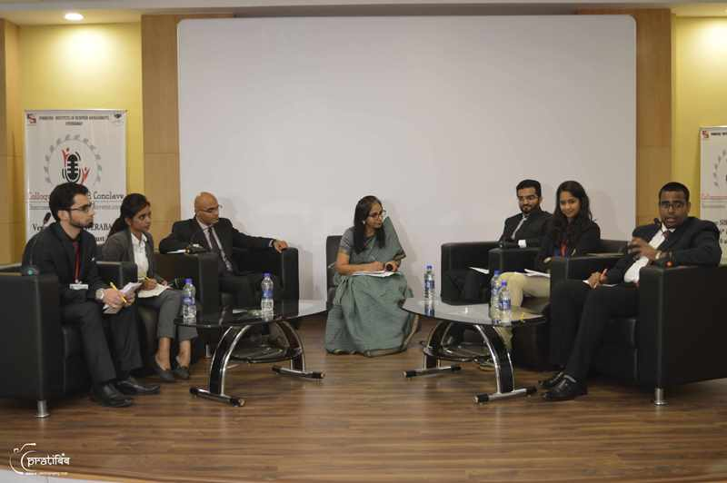 Interactive Session The HR Conclave - SIBM Hyderabad