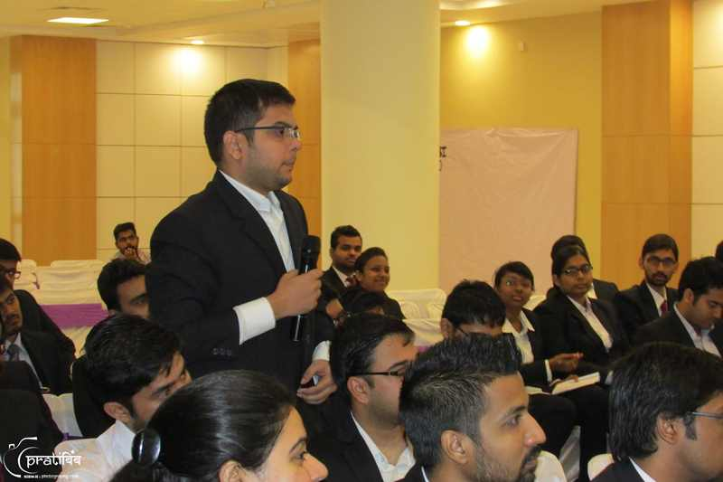 Interactive Session at The HR Conclave - SIBM Hyderabad