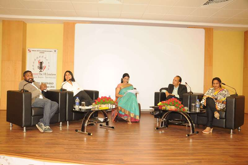 The HR Conclave - SIBM Hyderabad