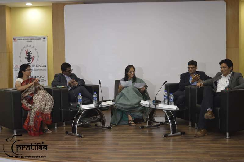 The HR Conclave Session - SIBM Hyderabad
