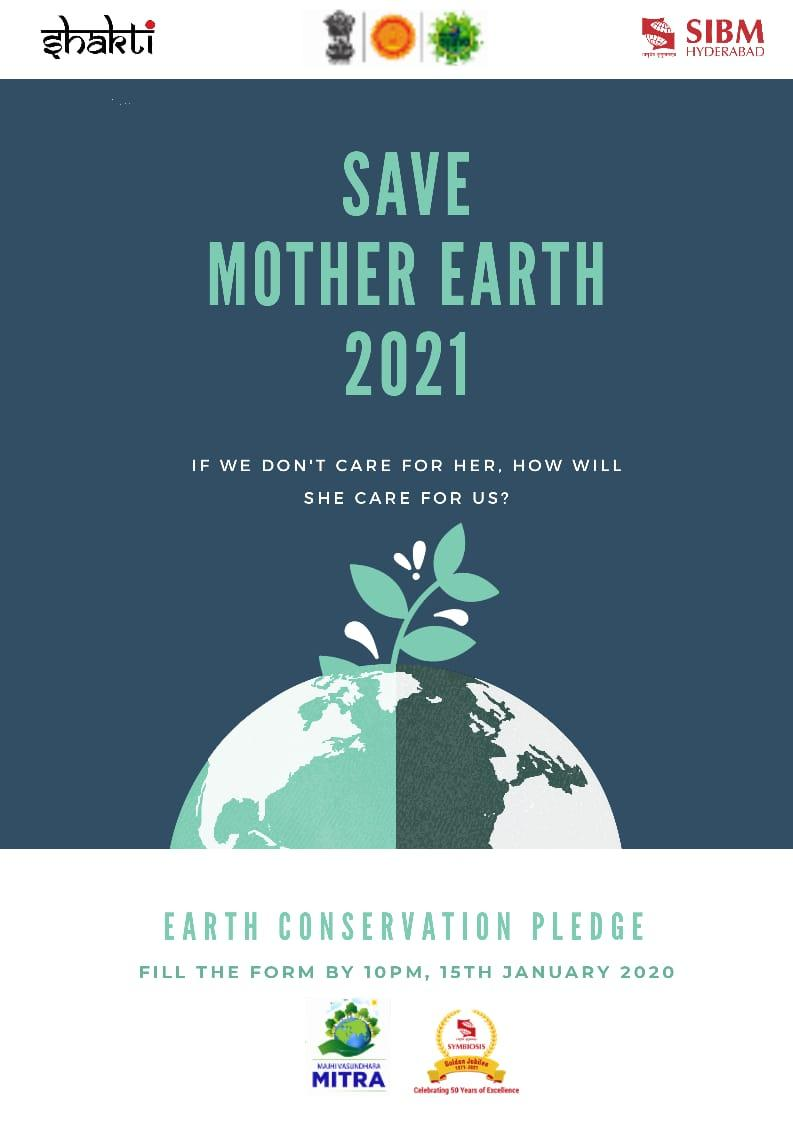 Guest Lecture Report Earth Conservation Pledge Ceremony