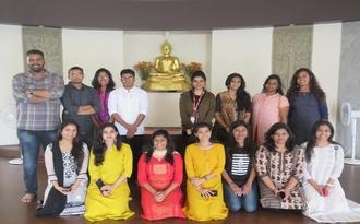 Report on Visit to Mahabodhi Buddha Vihar