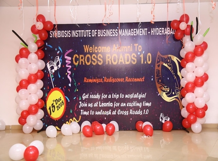 Report on CROSS ROADS 1.0 (Alumni Meet)
