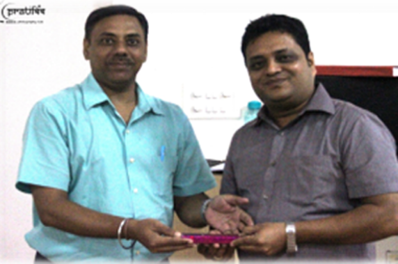 Guest Lecture by Mr. Rahul Jain on Digital Marketing