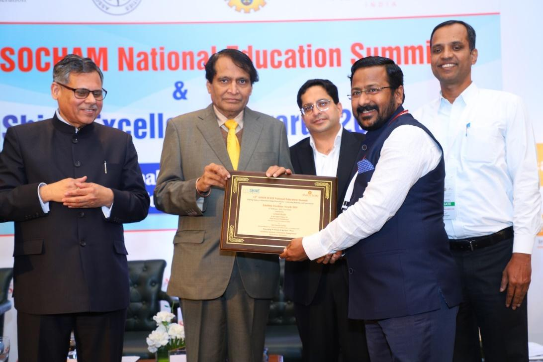 ASSOCHAM EduShine Excellence Awards report