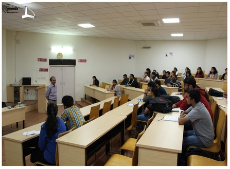 Guest Lecture by Dr. Vijay Saradhi