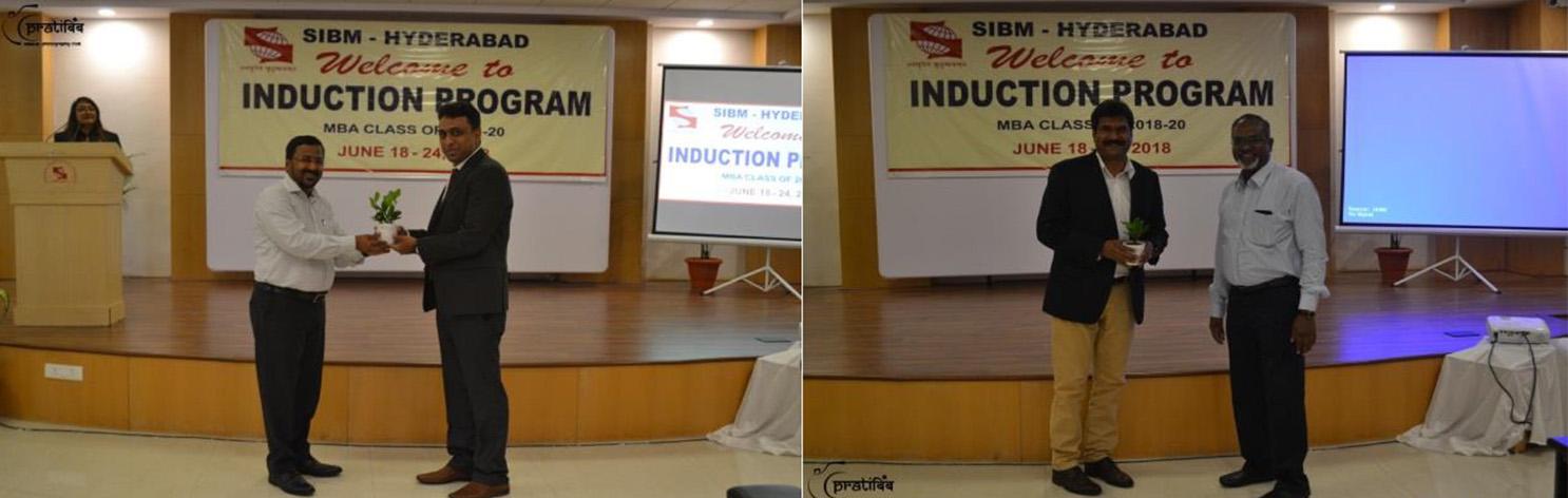 Induction Program Report 2018 - SIBM Hyderabad