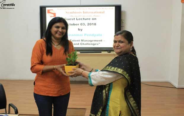 Guest Lecture by Dr. Kiranmai Pendyala