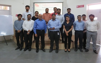 Report on Lean Six Sigma Training by KPMG