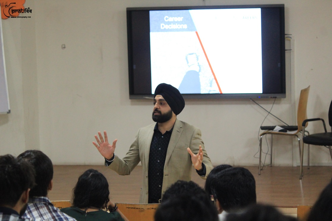 Choosing Specialization for MBA Stream By Mr. Manmeet Singh Akali & Mr. Mohit Bhatnagar