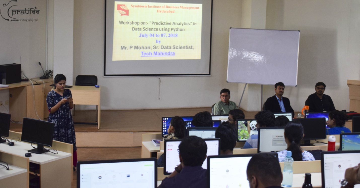A Workshop on Predictive Analytics and Data Science using Python
