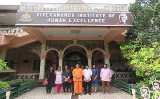Report on Visit to Ramakrishna Math